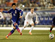 """مدرب اليابان لا يريد المخاطرة بـ""""كاغاوا"""" أمام الأخضر"""