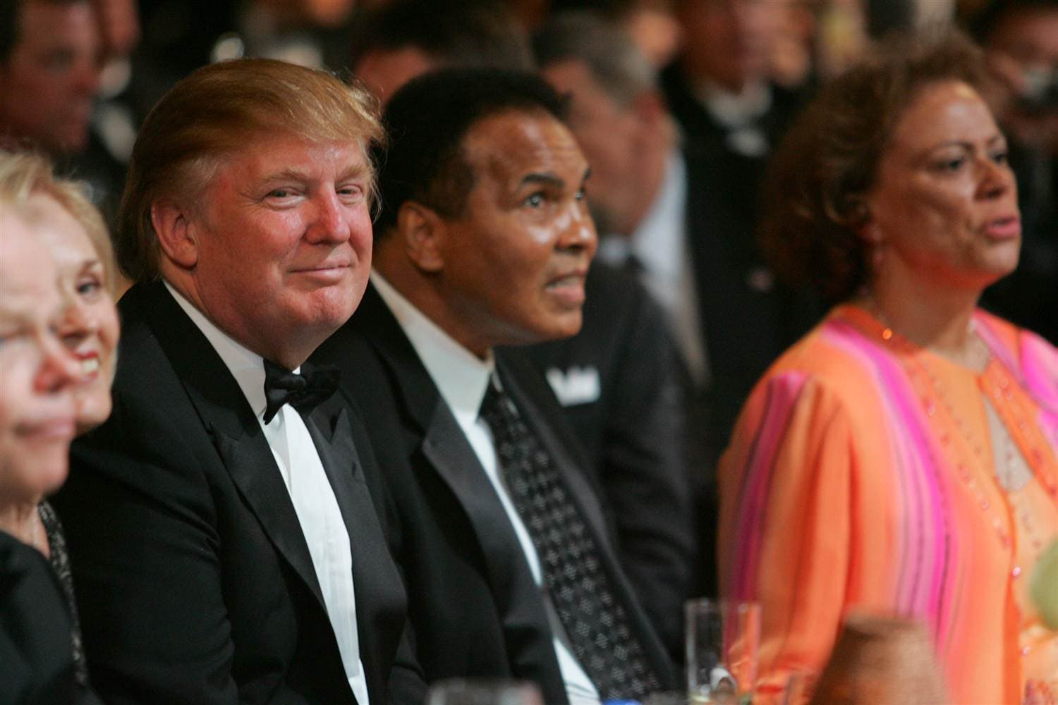 the champ and the trump donald s friendship muhammad ali in donald s friendship muhammad ali in pictures