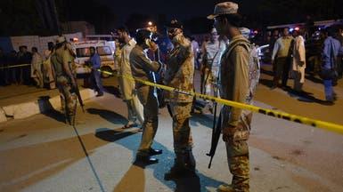 أكثر من 43 قتيلاً في انفجار بمزار جنوب غربي باكستان