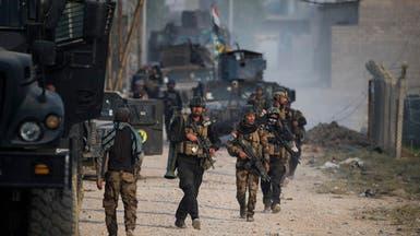 إنزال جوي غرب الموصل واعتقال 7 من داعش