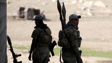 الموصل.. القوات العراقية تتقدم على محوري الجنوب والشرق