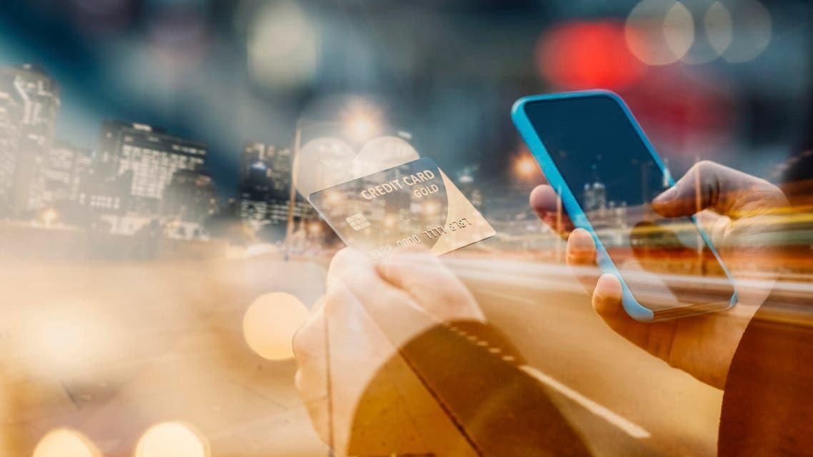 التجارة الإلكترونية الموبايل متاجر موبايل