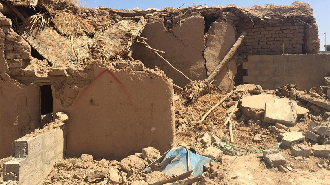 HRW reported the atrocities in an 80-page report and looked at destruction of homes between September 2014 and May 2016 in disputed areas of Kirkuk and Nineveh. (HRW)