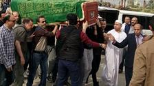 تشييع جثمان محمود عبدالعزيز ودفنه بالإسكندرية