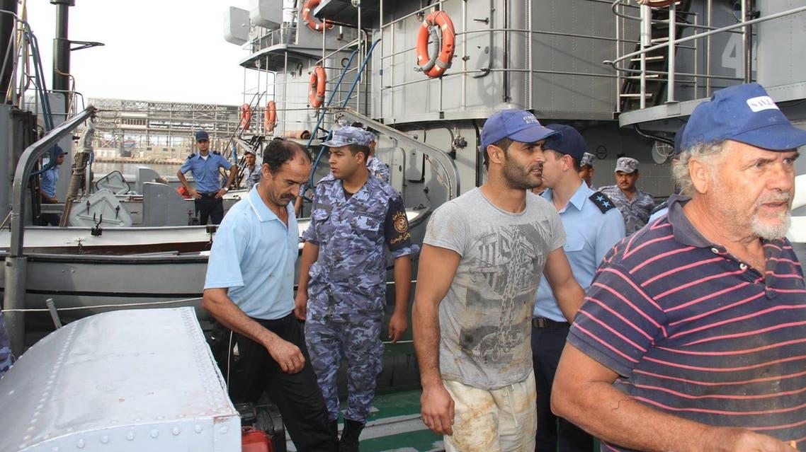 القبض على مركبيين صيد إيطاليين الجنسية