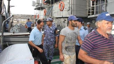 مصر.. الجيش ينقذ 24 سائحاً من الغرق في البحر الأحمر