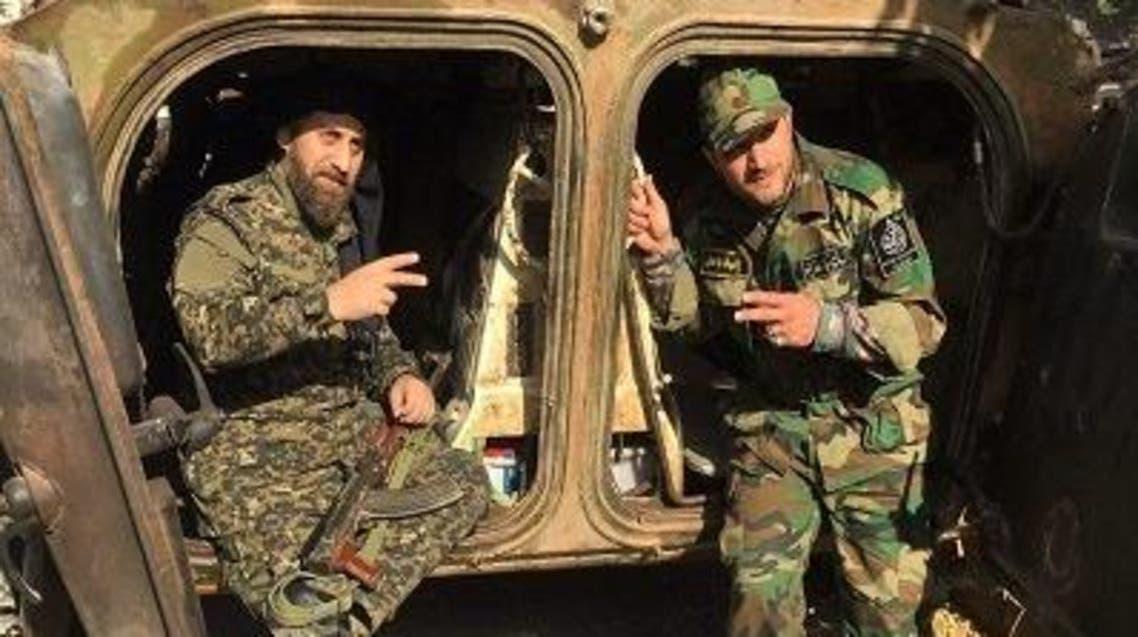 قتلى ايرانيين في سوريا