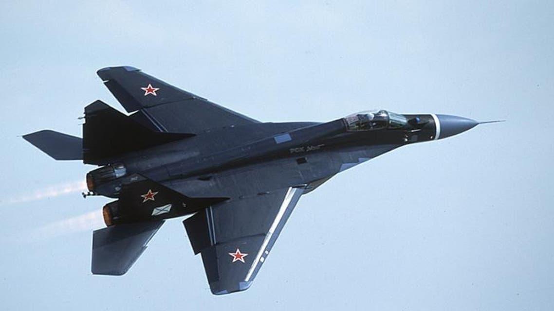 طائرة ميغ 29 الروسية