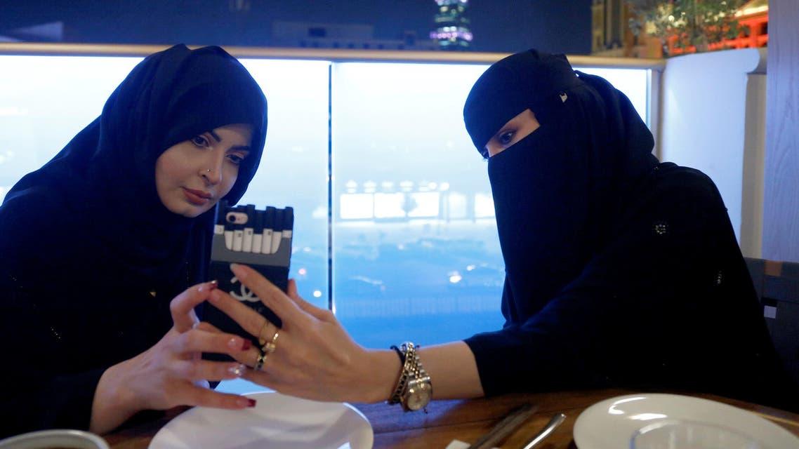 women in riyadh reuters