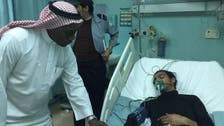 Hero Saudi security officer rescues 17 doctors from hospital blaze