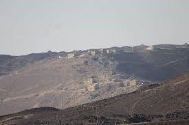 قرية خبزة بمحافظة البيضاء - اليمن