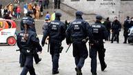 چند زخمی در نتیجه حمله با چاقو در فرانکفورت و دستگیری ضارب