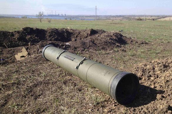 صاروخ كورنيت