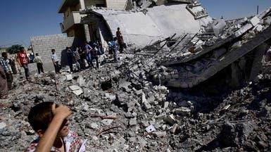 اتفاق بين فصيلين معارضين لإنهاء الاقتتال بريف حلب