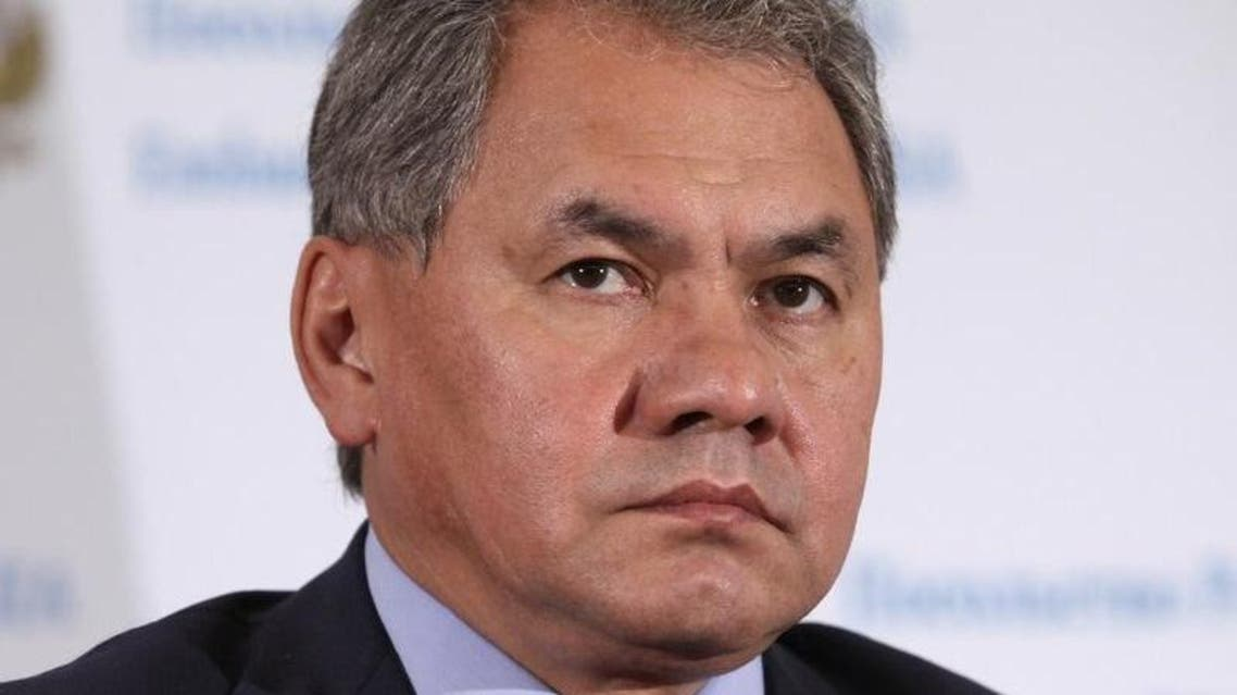 Russia Defence Minister Sergei Shoigu REUTERS