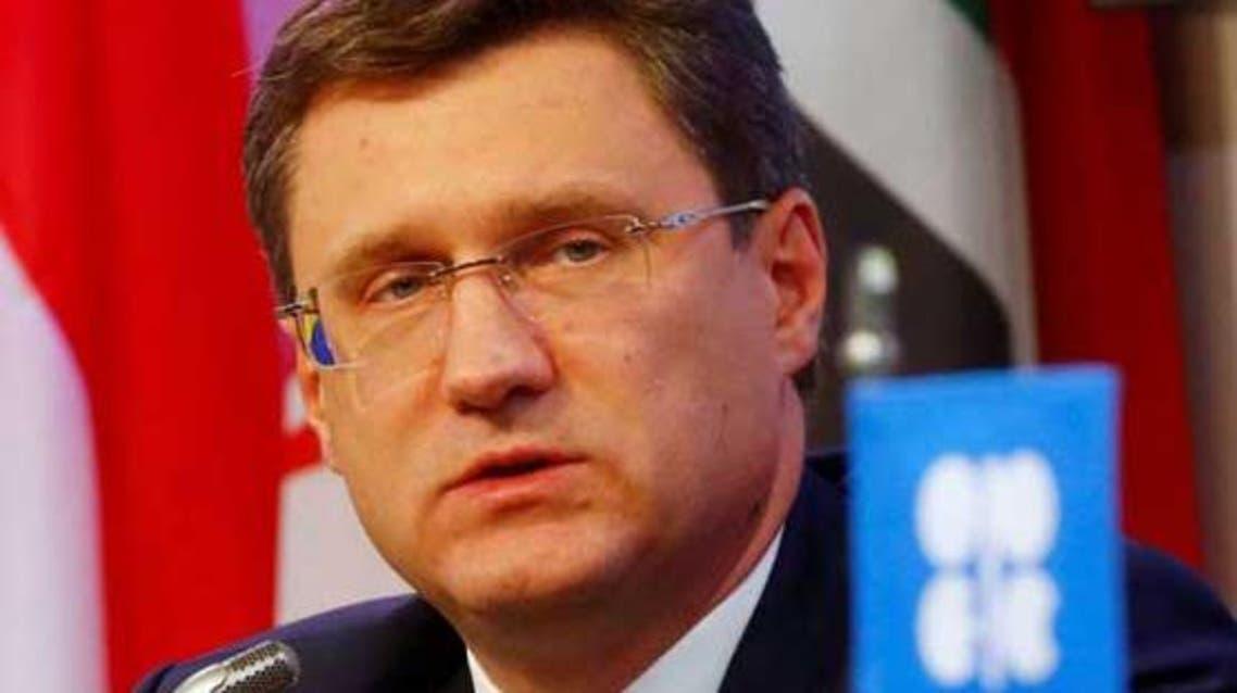 وزير الطاقة الروسي ألكسندر نوفاك - أوبك