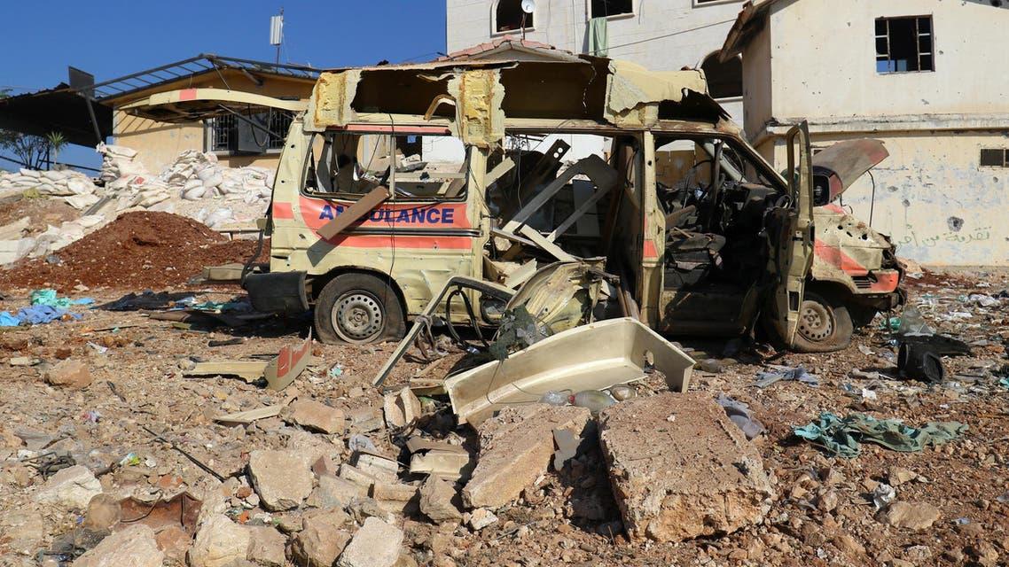 سوريا حلب دمار 3