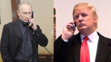 """بوتين وترمب يتفقان على التعاون في سوريا ضد """"داعش"""""""