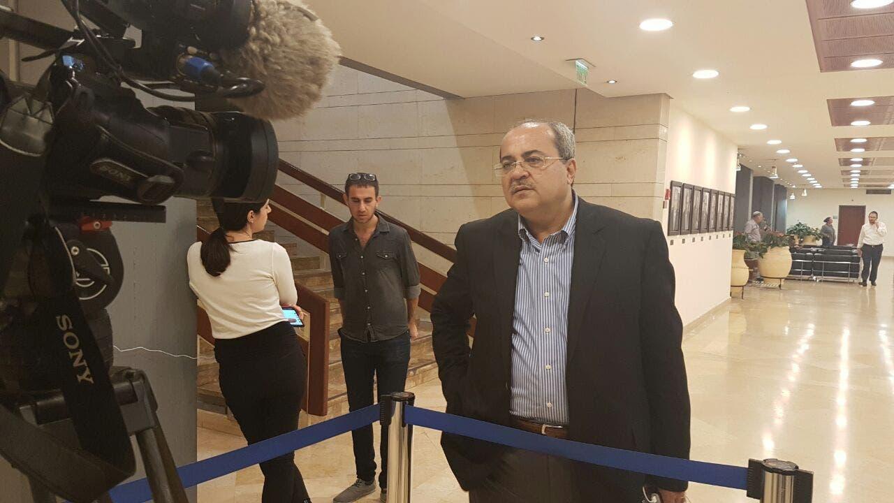 النائب أحمد الطيبي