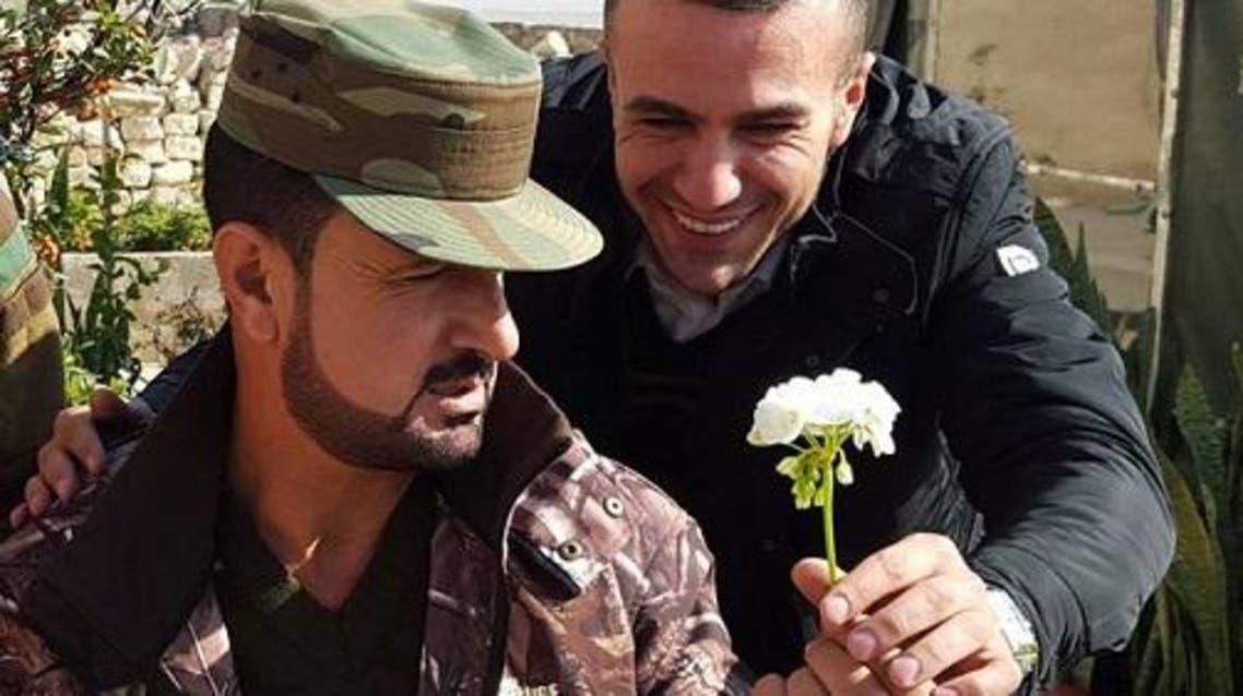 العقيد في جيش الأسد سهيل الحسن