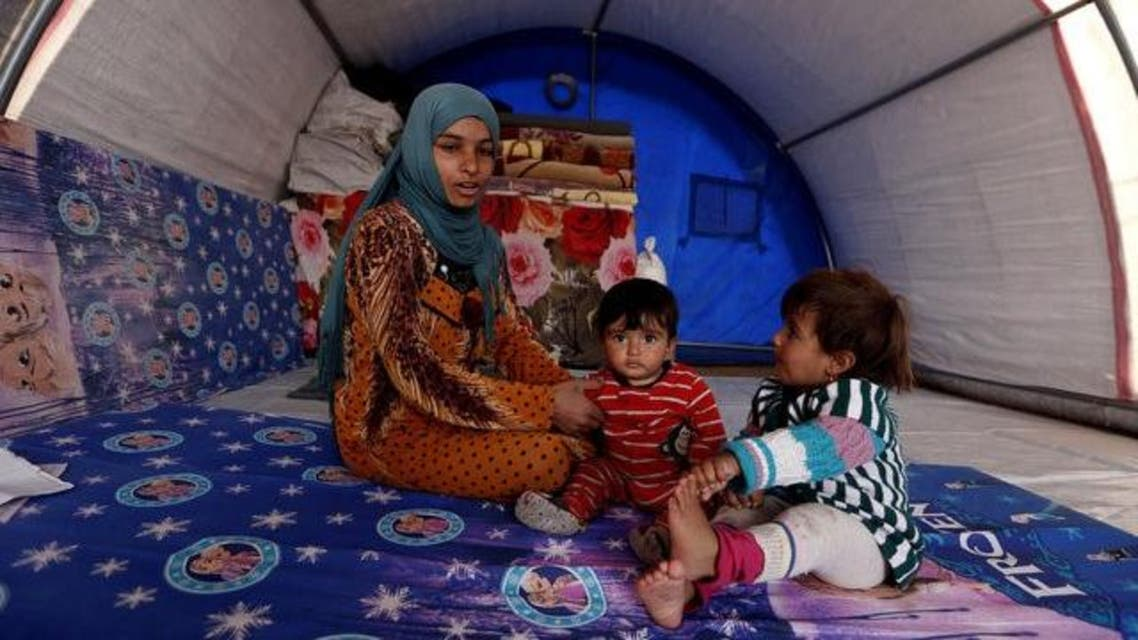 The Wider Image: Children of ISIS face stateless future