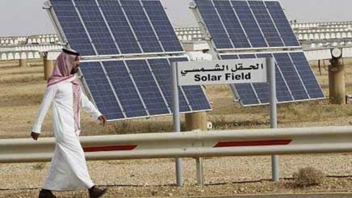 سعودية طاقة متجددة