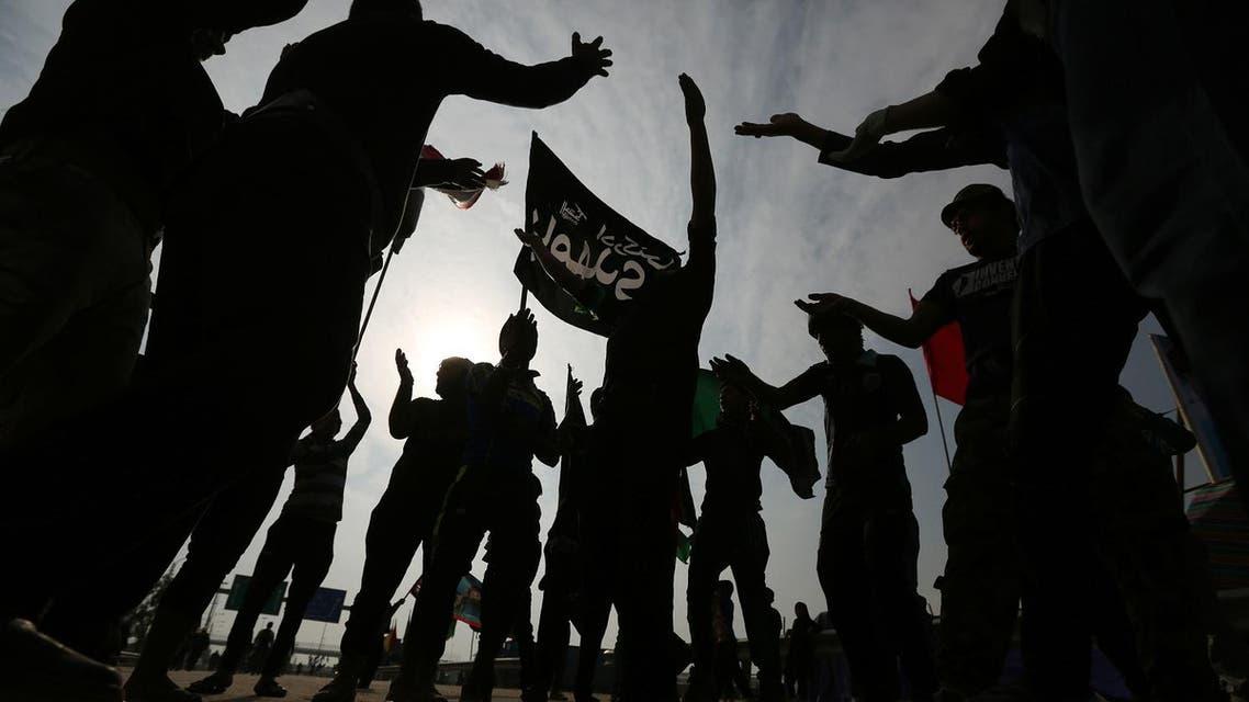 Iraqi Shiite pilgrims participate in the Arbaeen ritual in Baghdad, Iraq, Tuesday, Dec.1, 2015 (File Photo: AP/Hadi Mizban)