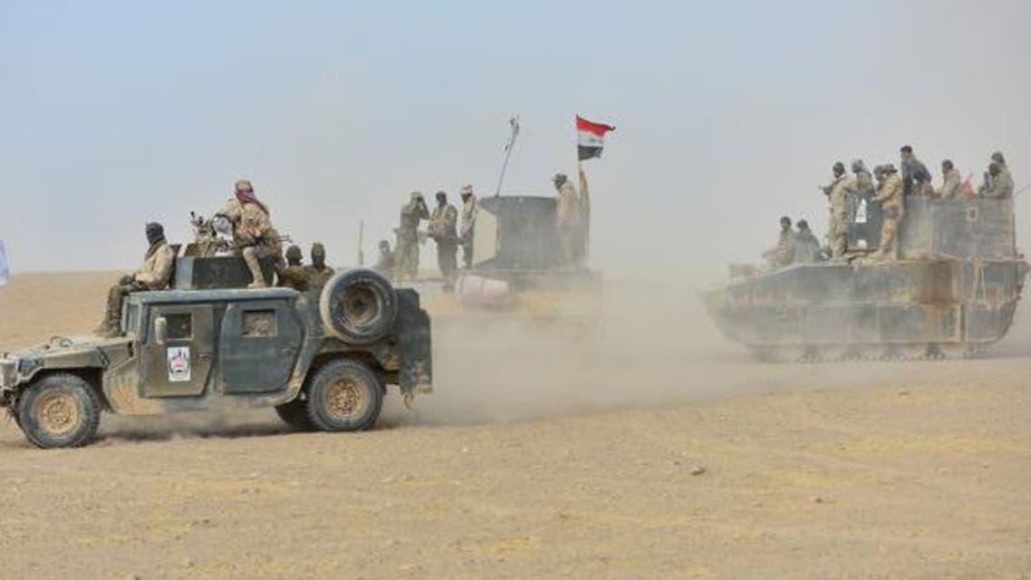 ميليشيات الحشد تتجه إلى مطار تلعفر العسكري