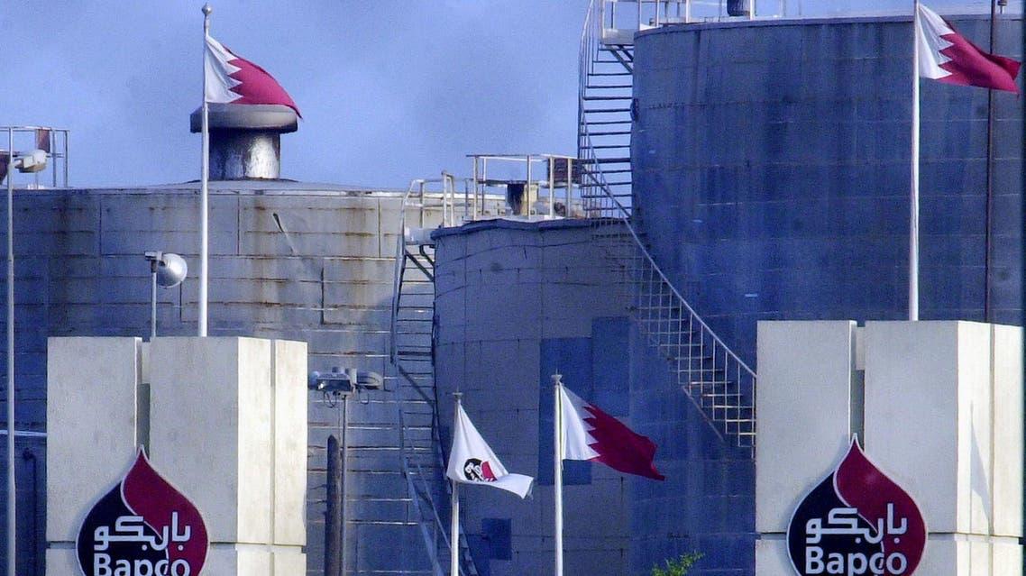 Bahrain Petroleum Company (Bapco). AP