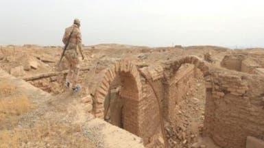 العراق.. تحرير تلة النمرود الأثرية وداعش يهاجم الأنبار