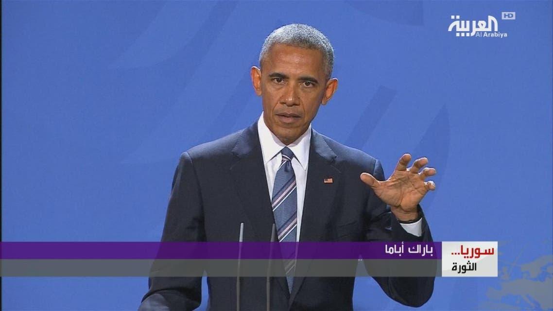THUMBNAIL_ أوباما: ساذج من يتوقع تغيير سياسة روسيا في سوريا