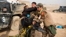 Iraqi troops expand grip in Mosul