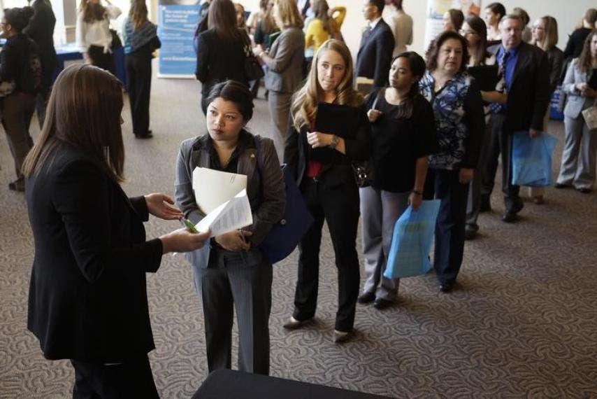 البطالة في أميركا