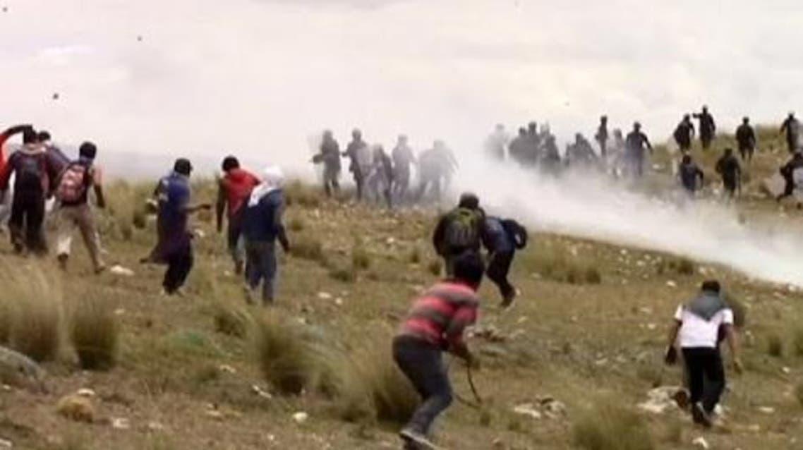 احتجاجات في البيرو (أرشيفية)