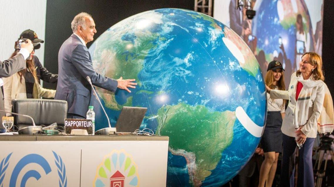 مؤتمر المناخ بمراكش