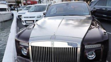 هكذا سرق بريطاني سيارة ثري سعودي في لندن