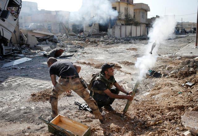 من حي التحرير شمال الموصل