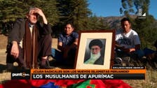 Why are Hezbollah militias involved in Peru's violence?