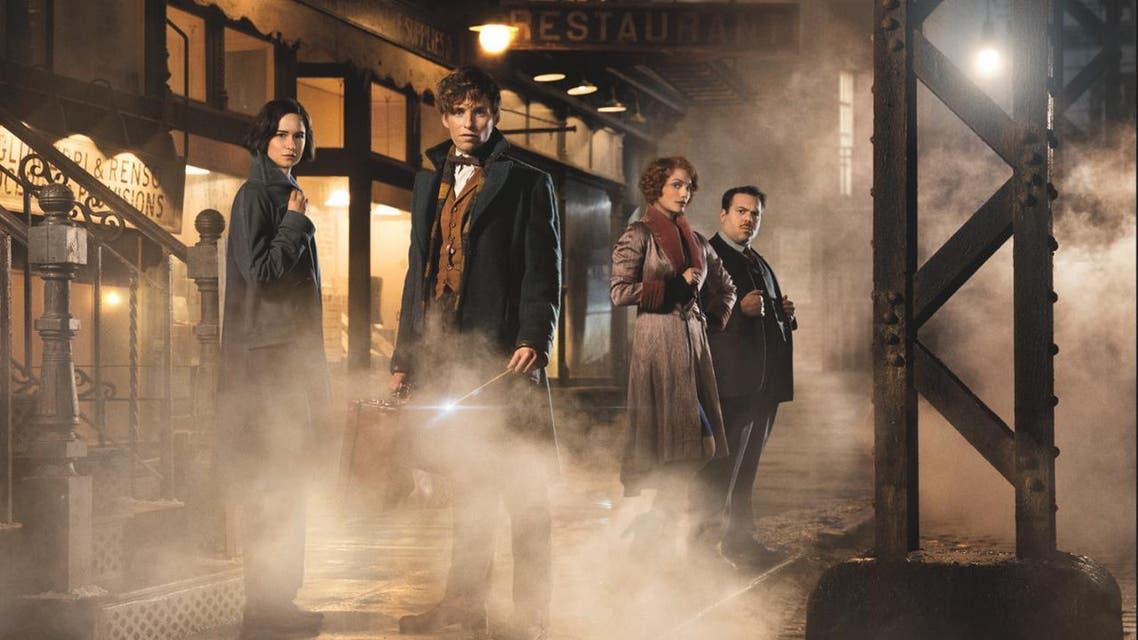 photo courtesy Warner Bros Harry Potter Fantastic Beasts and Where to Find Them