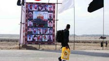 Pictures of slain Iran fighters put up on way to Iraq's shrines