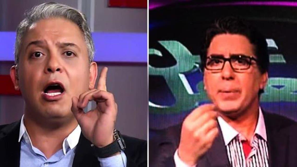 محمد ناصر و معتز مطر