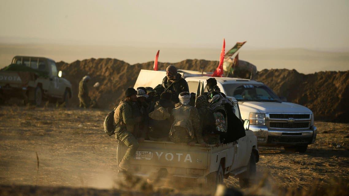 Iraqi troops Mosul Reuters