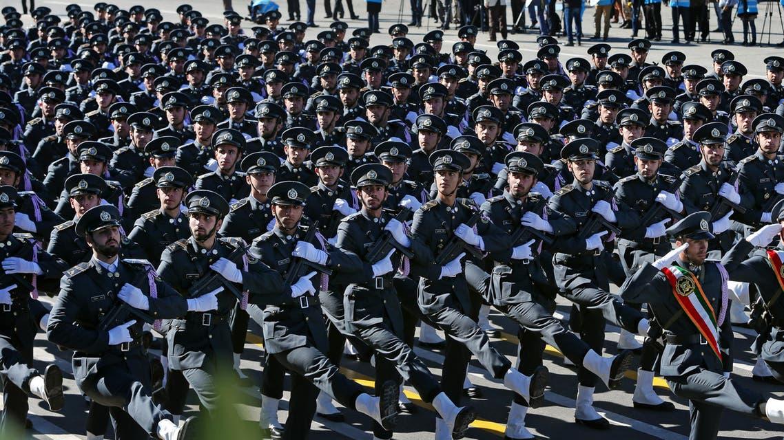 iranian army
