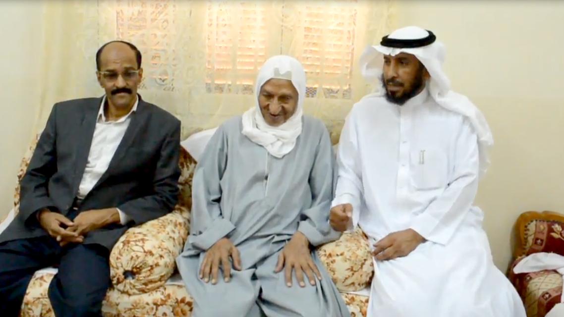 سعودي ومدرسه المصري