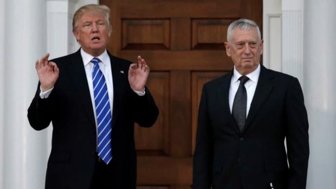 ترمب سيعين وزيرا للدفاع كان أوباما قد طرده بسبب إيران