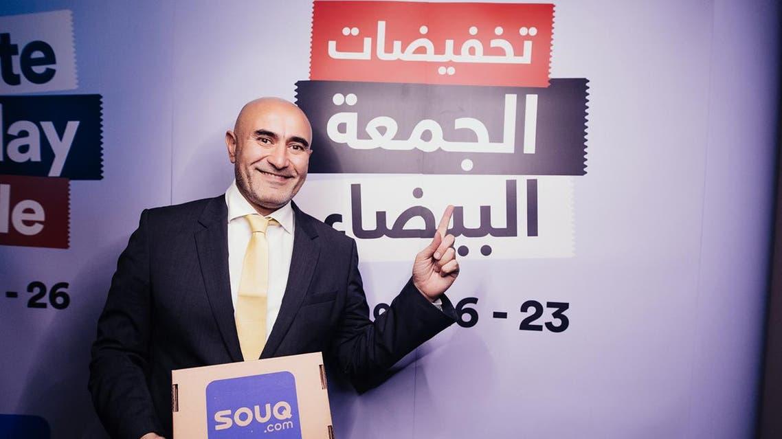 Ronaldo Mouchawar, CEO & Co-Founder, SOUQ.com. (Supplied picture)
