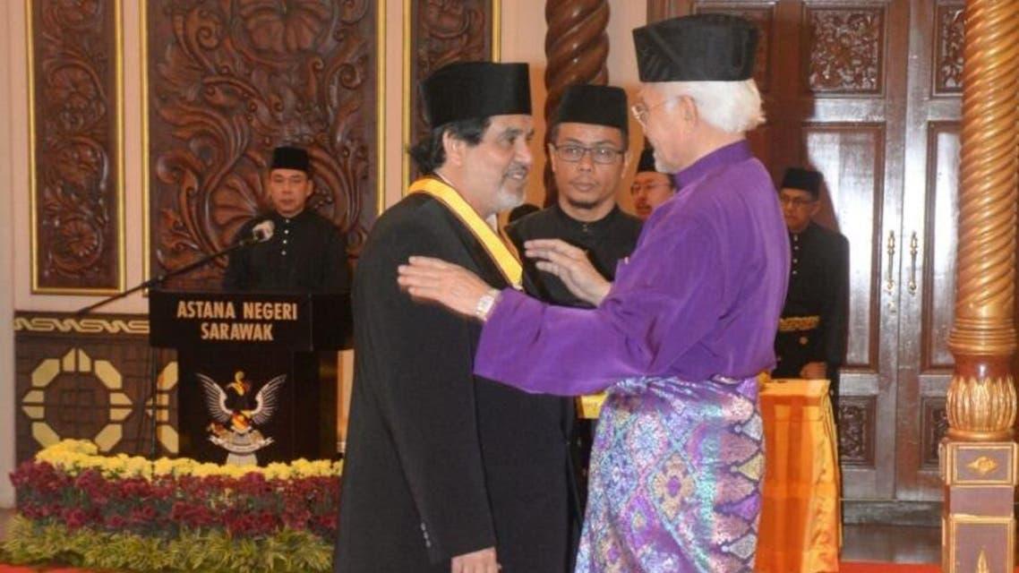 تكريم رابطة العالم الإسلامي بماليزيا