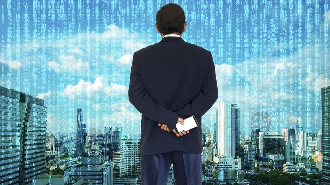 digital disruption shutterstock