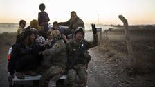 Iraqi troops fortify positions in freed Mosul areas