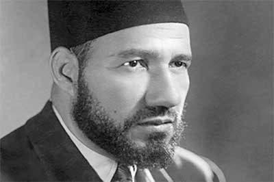 حسن البنا مؤسس جماعة الإخوان